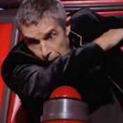 The Voice 8 : Julien Clerc dabe grâce à Godi, une drag queen fait sensation !