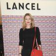 Kiera Chaplin lors de la présentation de la nouvelle collection Lancel lors de la Fashion Week collection prêt-à-porter automne-hiver 2019/2020 à Paris, France, le 27 février 2019. © Coadic Guirec/Bestimage