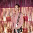 Marine Lorphelin - Présentation de la nouvelle collection Lancel lors de la Fashion Week collection prêt-à-porter automne-hiver 2019/2020 à Paris, France, le 27 février 2019.