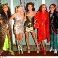 Les Spice Girls en 1997 à Rotterdam