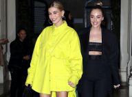 Hailey Bieber : A Paris sans son mari Justin, elle s'amuse avec les soeurs Hadid
