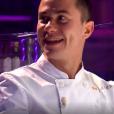 """Baptiste lors du cinquième épisode de """"Top Chef"""" saison 10, diffusé le 6 mars 2019 sur M6."""