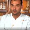 """Samuel lors du cinquième épisode de """"Top Chef"""" saison 10, diffusé le 6 mars 2019 sur M6."""