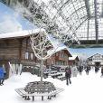 """Défilé de mode Prêt-à-Porter automne-hiver 2019/2020 """"Chanel"""" à Paris. Le 5 mars 2019 © Olivier Borde / Bestimage"""