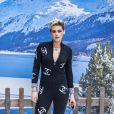 """Kristen Stewart - Photocall du défilé de mode Prêt-à-Porter automne-hiver 2019/2020 """"Chanel"""" à Paris. Le 5 mars 2019 © Olivier Borde / Bestimage  Photocall of the PAP F/W 2019/2020 Chanel fashion show in Paris. On march 5th 201905/03/2019 -"""