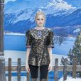 """Ellie Bamber - Photocall du défilé de mode Prêt-à-Porter automne-hiver 2019/2020 """"Chanel"""" à Paris. Le 5 mars 2019 © Olivier Borde / Bestimage  Photocall of the PAP F/W 2019/2020 Chanel fashion show in Paris. On march 5th 201905/03/2019 -"""