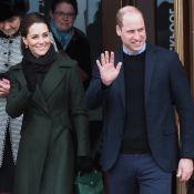 Kate Middleton et William main dans la main ? C'est possible, la preuve en vidéo