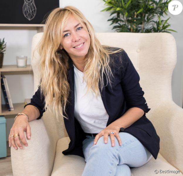 Exclusif - Enora Malagré dans les locaux de Webedia pour une Interview avec Purepeople.com à Levallois-Perret le 25 octobre 2018. © Tiziano Da Silva / Bestimage