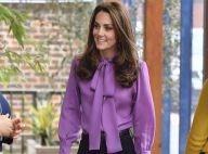 Kate Middleton de sortie : elle donne des nouvelles de son petit Louis