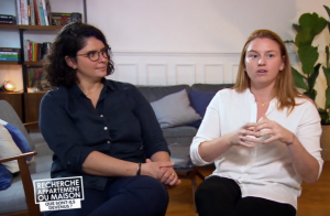 Recherche appartement ou maison : Un couple fait son coming out en direct
