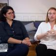 """Ana-Luiza et Marine ont fait leur coming out dans """"Recherche appartement ou maison"""" (M6) le 12 mars 2019."""