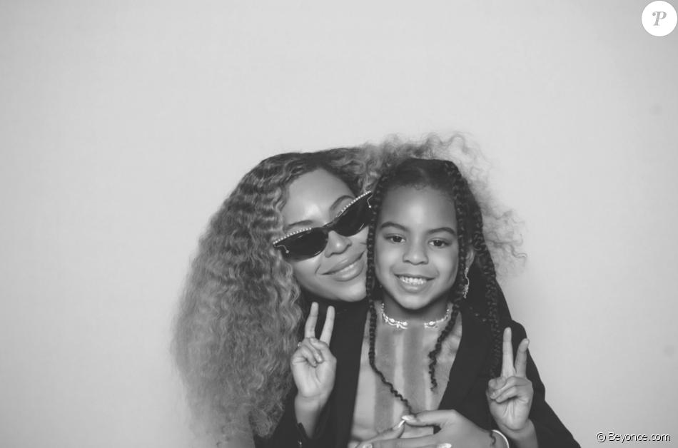 Sa fille Blue Ivy (7 ans) au coeur d'un procès d'affaires — Beyoncé