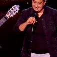 """Tania dans """"The Voice 8"""" sur TF1, le 16 mars 2019."""