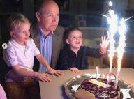 Albert de Monaco : Ses jumeaux Gabriella et Jacques émerveillés pour ses 61 ans