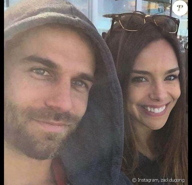 Marine Lorphelin et son chéri Christoohe, un cliché partagé le 27 juin 2018 sur Instagram.