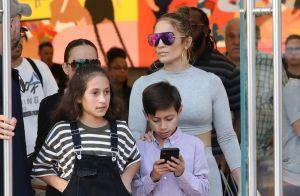 Jennifer Lopez dévoile une vidéo adorable de ses jumeaux