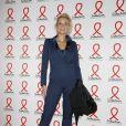 Elodie Gossuin - Soirée de lancement du Sidaction 2019 à la salle Wagram à Paris, le 18 mars 2019. © Marc Ausset-Lacroix/Bestimage