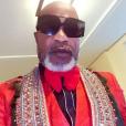 Koffi Olomidé, le 14 février 2019 sur Instagram.