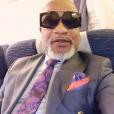 Koffi Olomidé sur Instagram, le 21 janvier 2019.