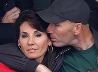 Zinédine Zidane parfait gentleman pour l'anniversaire de son épouse Véronique