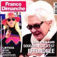 "Magazine ""France dimanche"", en kiosques vendredi 22 mars 2019."