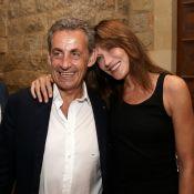 Carla et Nicolas Sarkozy de retour à l'Elysée : la réaction de leur fille Giulia