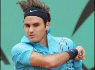 URGENT : Roland-Garros : match perturbé par un trublion qui a voulu chahuter Federer !