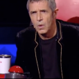 Julien Clerc dans The Voice 8, le 23 mars 2019.