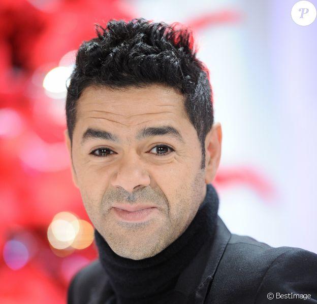 Exclusif - Jamel Debbouze à Paris, le 16 décembre 2018 sur France 2. © Guillaume Gaffiot