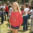 La très jolie Kristin Cavallari, lors du 20e Time for Heroes Carnival, pour la recherche contre le sida, à Los Angeles, le 7 juin 2009 !
