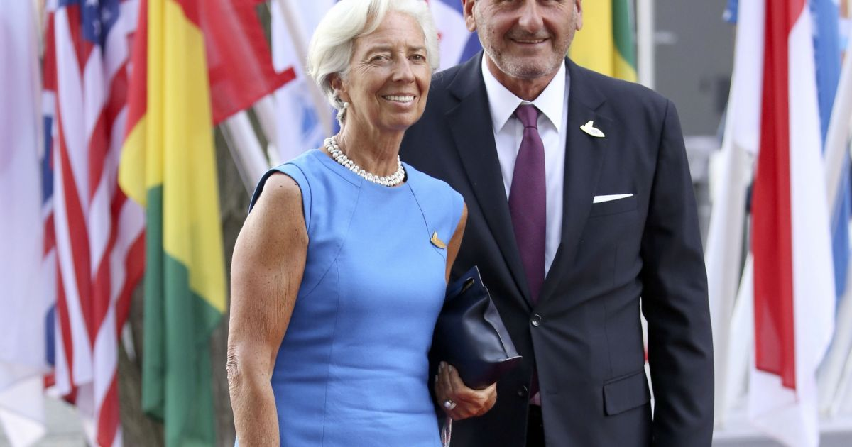 Christine Lagarde (63 years old) advocated the sexual