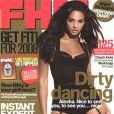 Alesha Dixon pour FHM, simplement irrésistible...