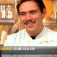 """Damien lors du neuvième épisode de """"Top Chef"""" saison 10, mercredi 3 avril 2019 sur M6."""