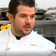 """Guillaume lors du neuvième épisode de """"Top Chef"""" saison 10, mercredi 3 avril 2019 sur M6."""