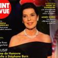 """Caroline de Monaco dans """"Point de vue"""", en kiosque le 3 avril 2019."""