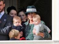 """Caroline de Monaco confie être """"très fière"""" de ses enfants et petits-enfants"""