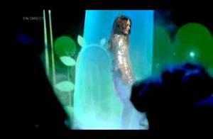 Vanessa Paradis aux NRJ Music Awards sans micro... et sans paroles !
