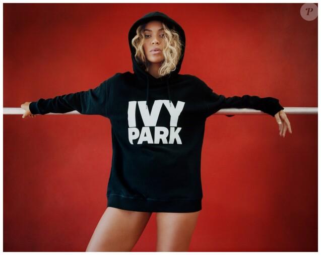 b35d999562ca Beyoncé pose en personne pour la promotion de sa collection