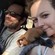 Sophie Perry a publié une photo avec son père Luke Perry le 24 mars 2019