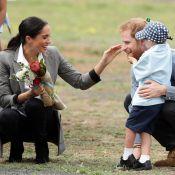 Le prince Harry papa : son lien si particulier et mignon avec les enfants