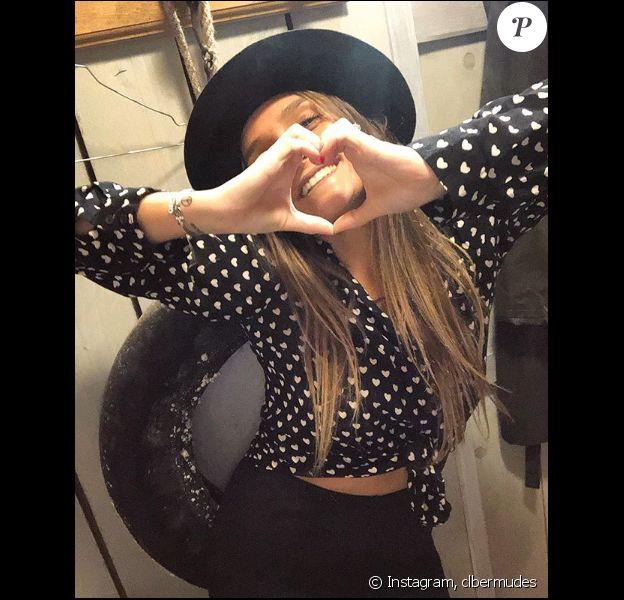 "Clara Bermudes de ""Secret Story 7"" radieuse sur Instagram, 30 mars 2019"