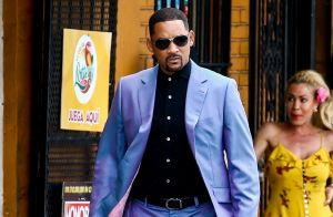 Story Will Smith bad boy