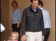Irene, la petite dernière de l'infante Cristina d'Espagne : une belle complicité avec son papa !