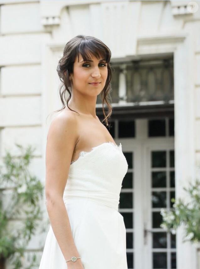 """Nolwenn, candidate de """"Mariés au premier regard 3"""", M6"""