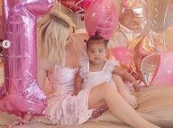 Khloé Kardashian, les 1 an de sa fille True : son ex Tristan Thompson poignant