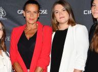 Stéphanie de Monaco en vacances avec Camille : adorable craquage avant le départ