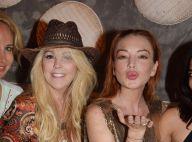 Lindsay Lohan : Sa mère Dina larguée par son chéri qu'elle n'a jamais vu