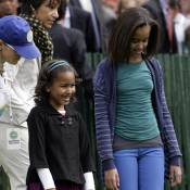 Malia et Sasha Obama : les filles du président sont de terribles... gourmandes ! La preuve !