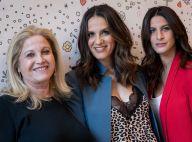 Élisa Tovati : Soutenue par sa mère et sa soeur pour un showcase exceptionnel