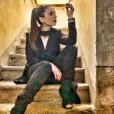 Lucie Bernardoni pose sur Instagram - 31 mars 2019